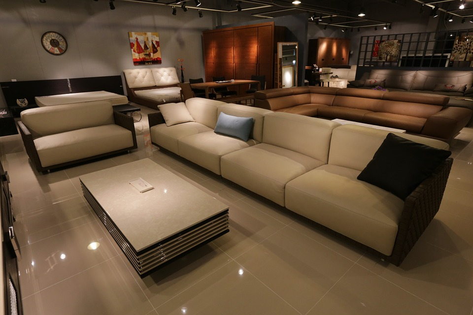 Interior focal point couch Contemporary home decor hardware